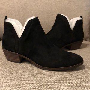 Never worn booties